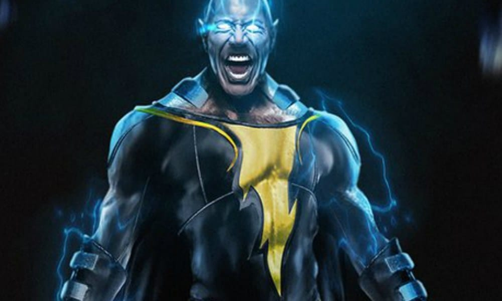 DC's Black Adam: Update