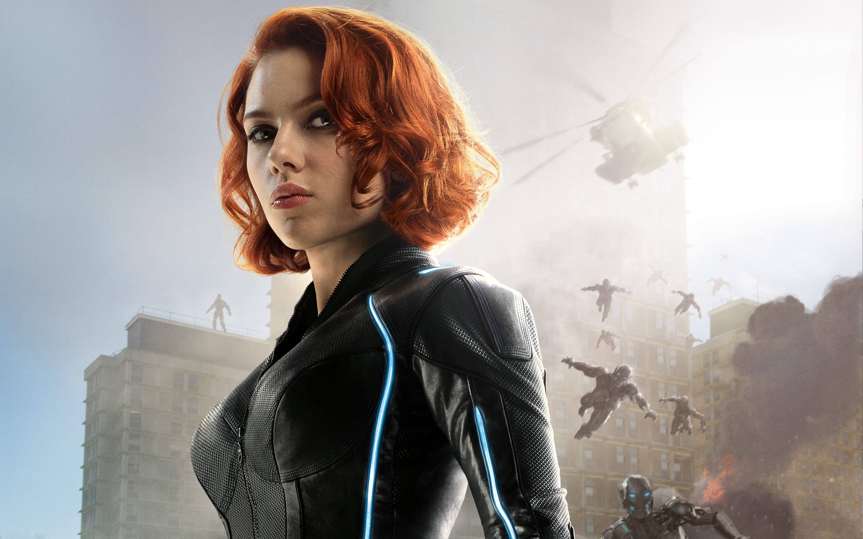 Black Widow Movie (Marvel)