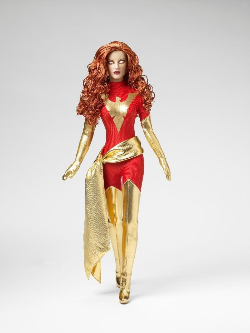 Dark Phoenix Barbie Edition