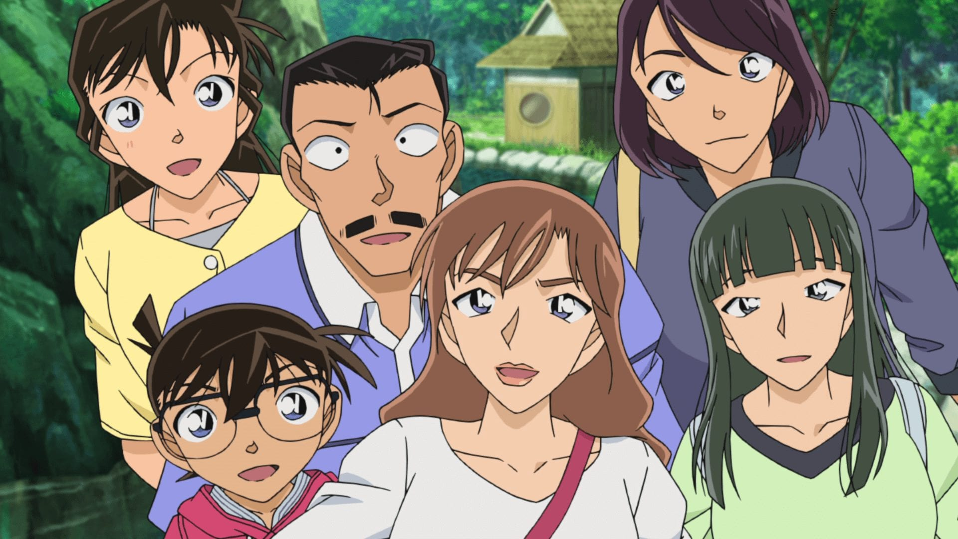 Detective Conan Season 27 Episode 36