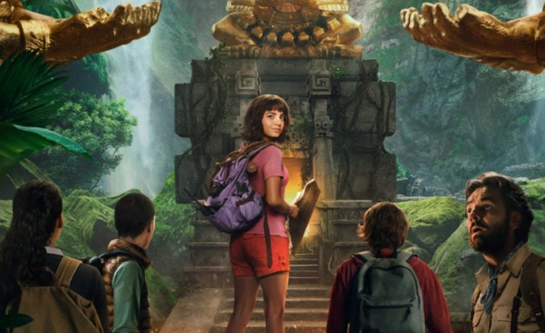 Dora And The Lost City Of Gold: release date, cast, and