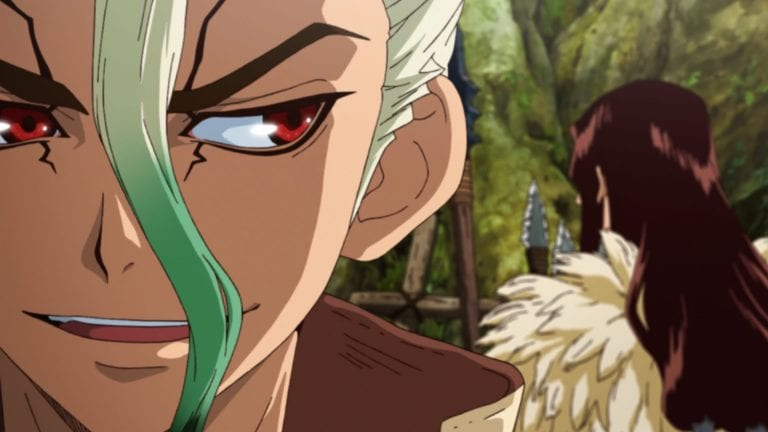 Dr Stone episode 4