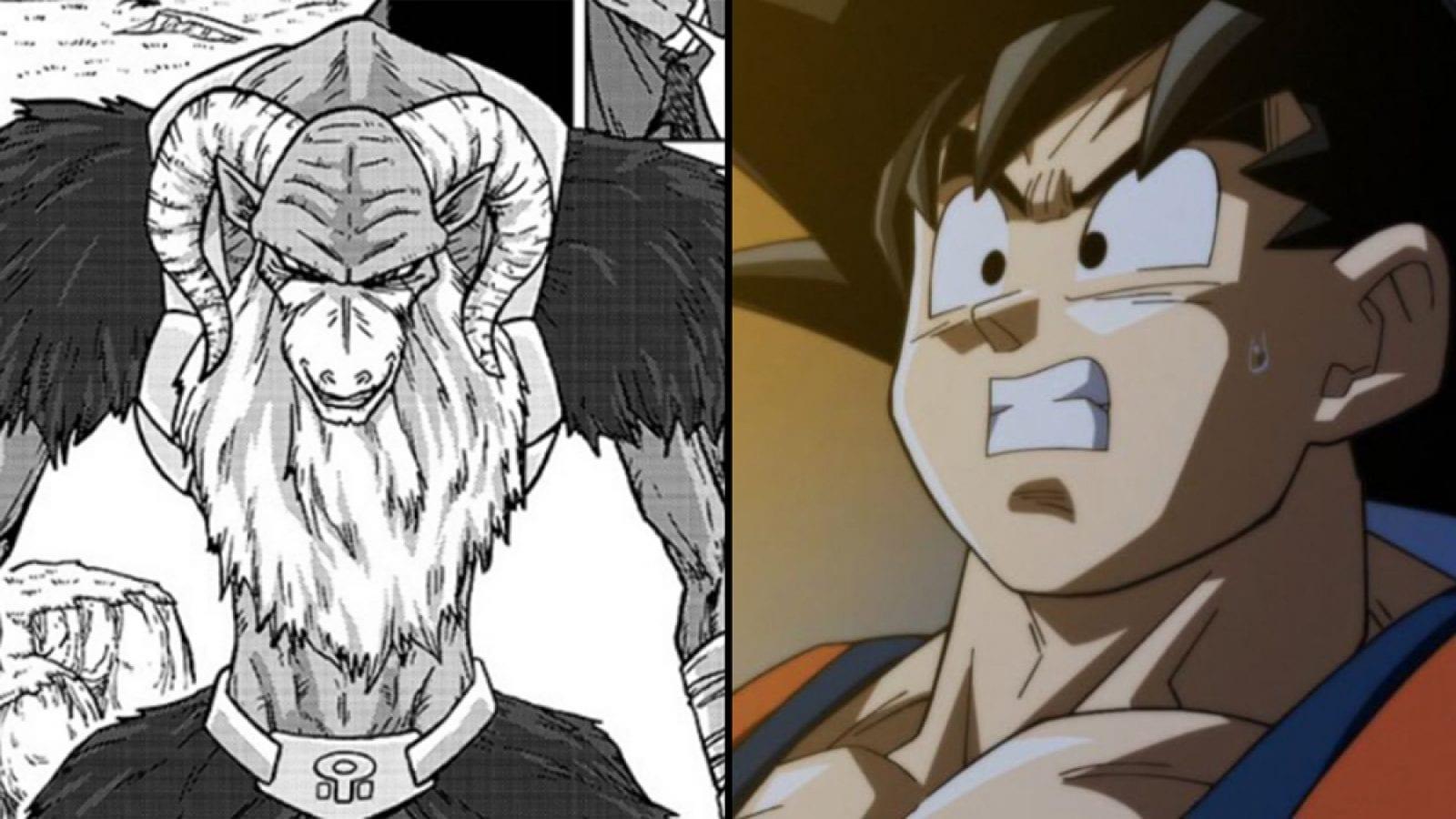 Dragon Ball Super Chapter 50 update