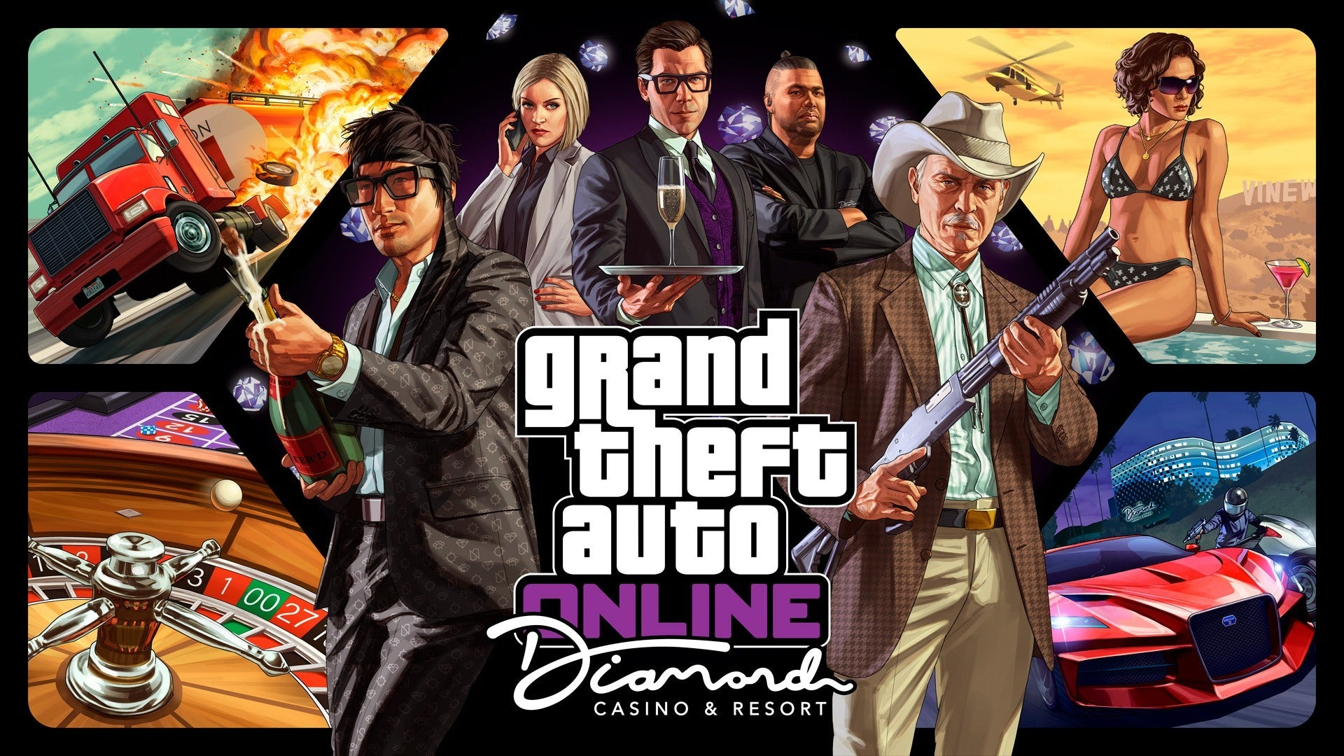 The Diamond Casino & Resort: Features and Release Date Revealed