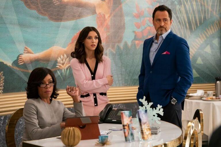 Grand Hotel Season 1 Episode 4 update