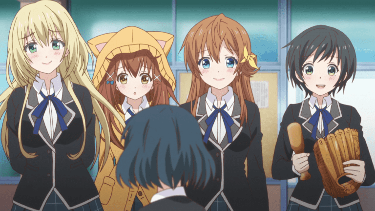 Hachigatsu no Cinderella Nine Episode 12