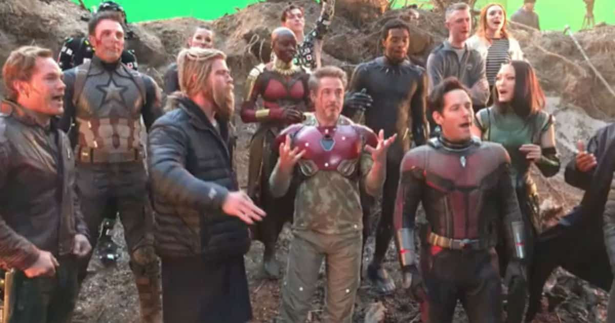 Cast Sings Happy Birthday To Josh Brolin