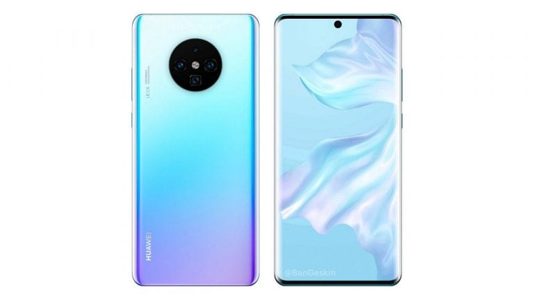 Huawei Mate 30 Pro Release Date, Specs, Price