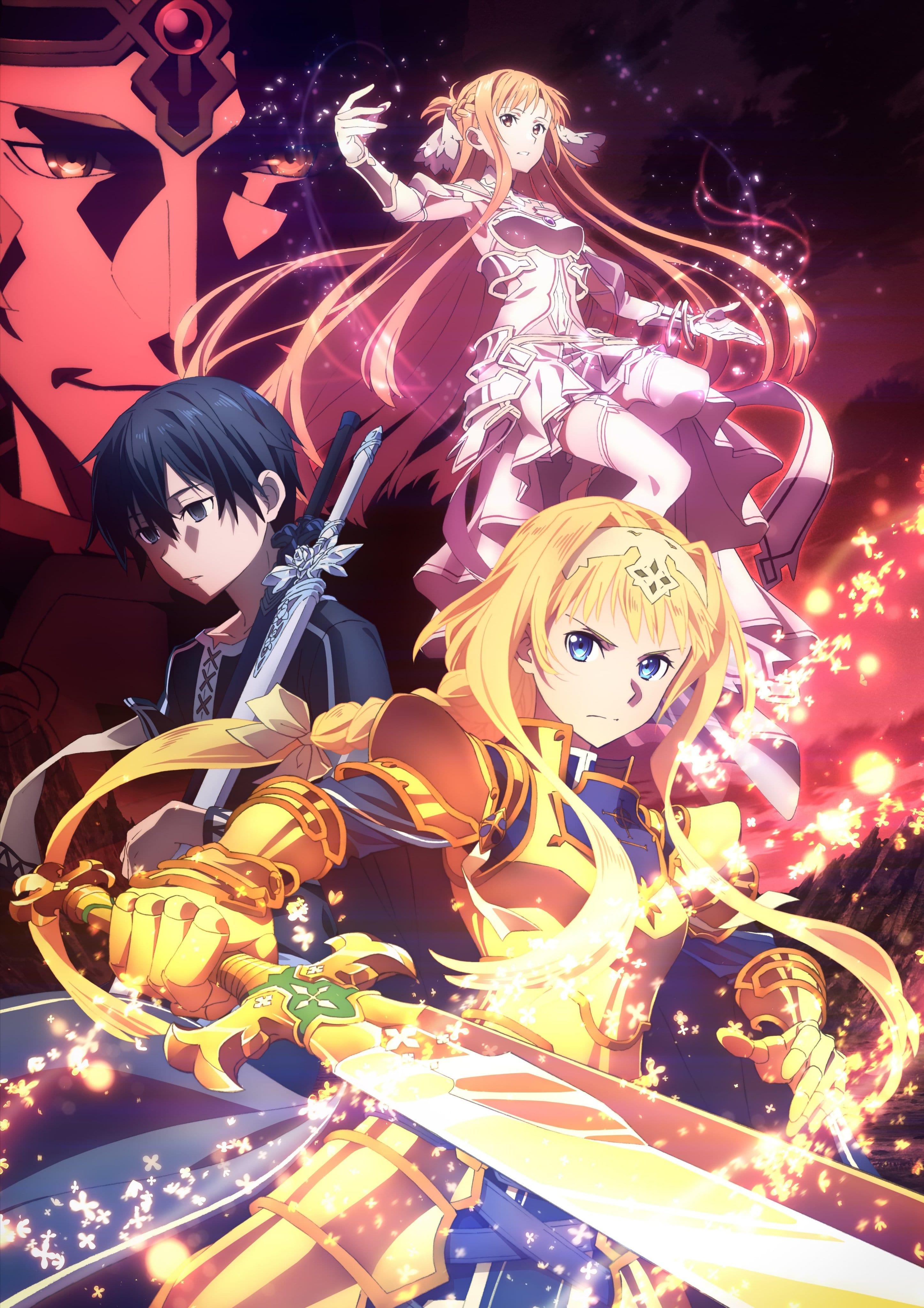 Sword Art Online: Alicization Part 2