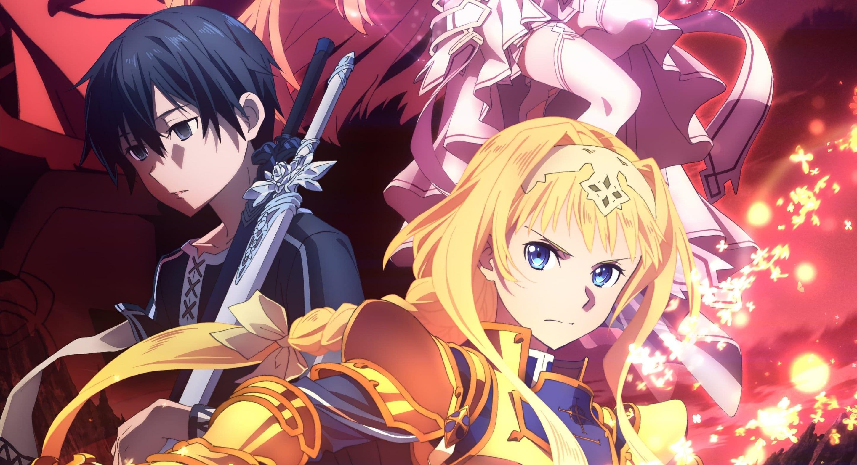 Sword Art Online: Alicization Part 2 update