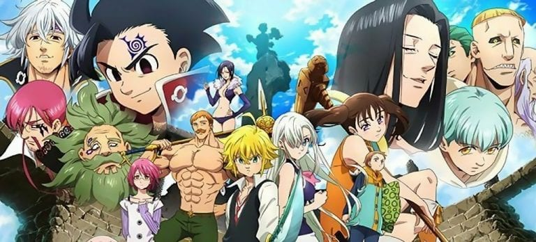 Seven Deadly Sins Wrath of the Gods Release Date