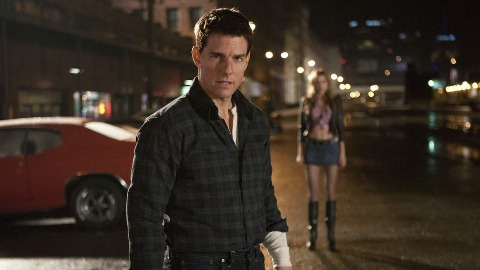 Jack Reacher to Get an Amazon TV Series from Scorpion Showrunner