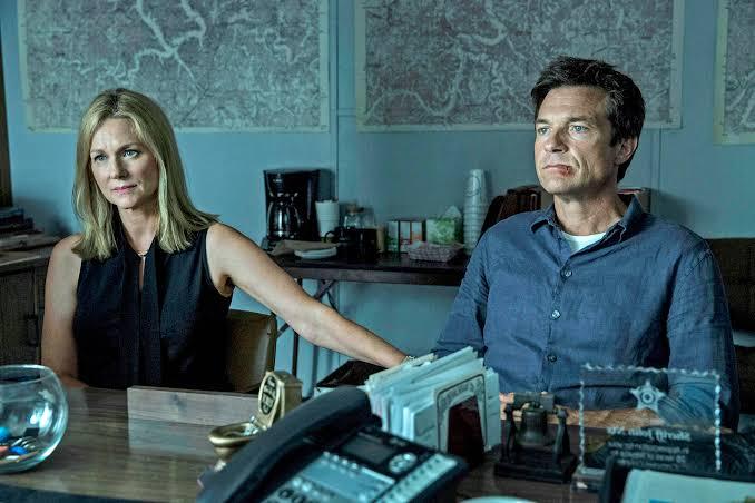 Laura Linney and Jason Bateman Ozark Season 3