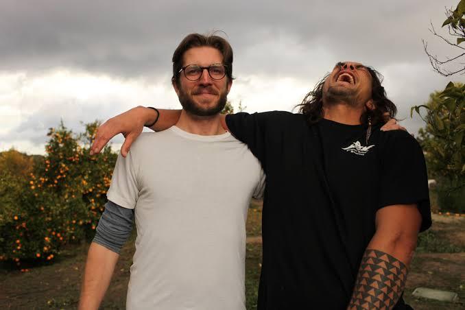 Jason Momoa and Brian Mendoza