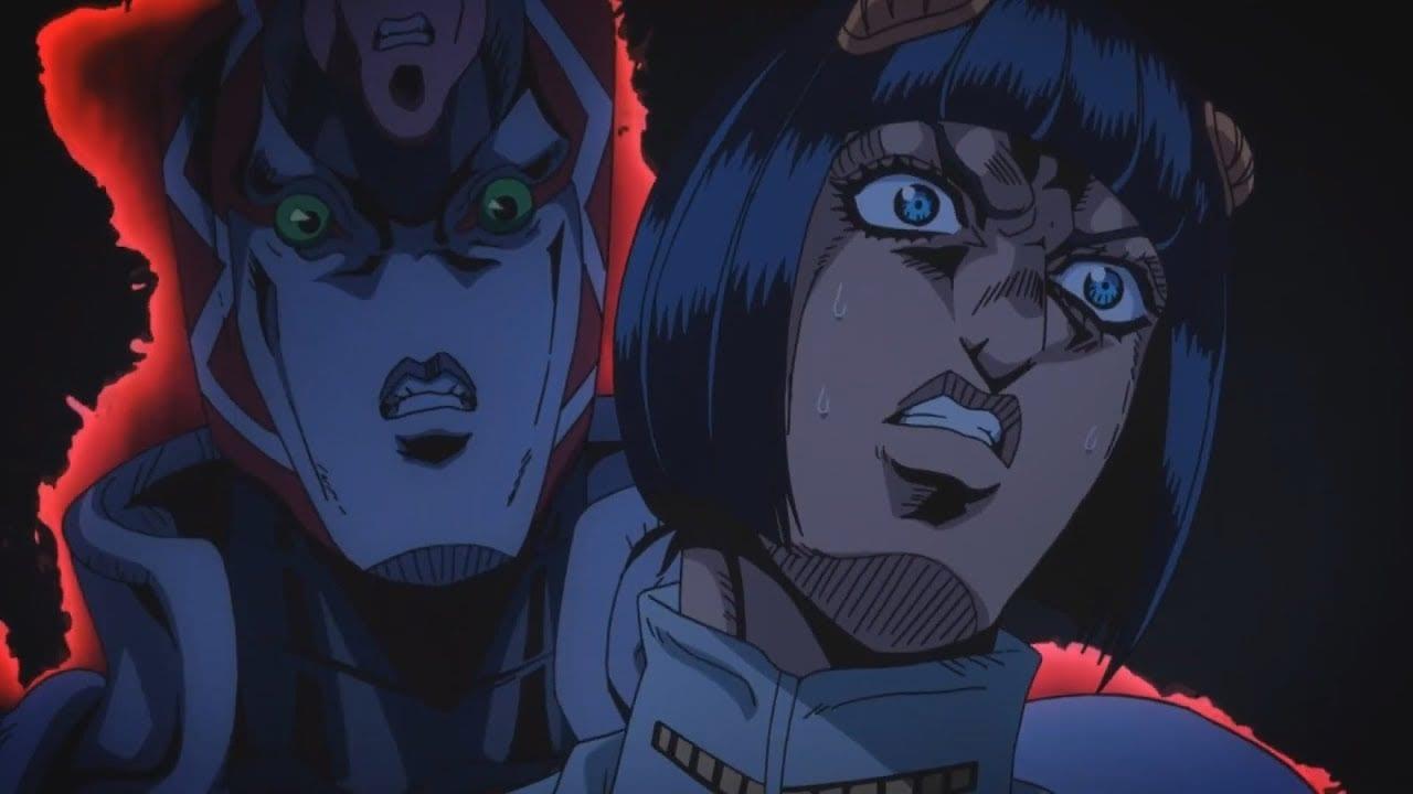 JoJo's Bizarre Adventures Part V Episode 38 & 39