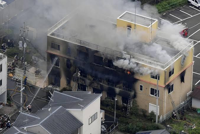 Kyoto Animation Tragedy