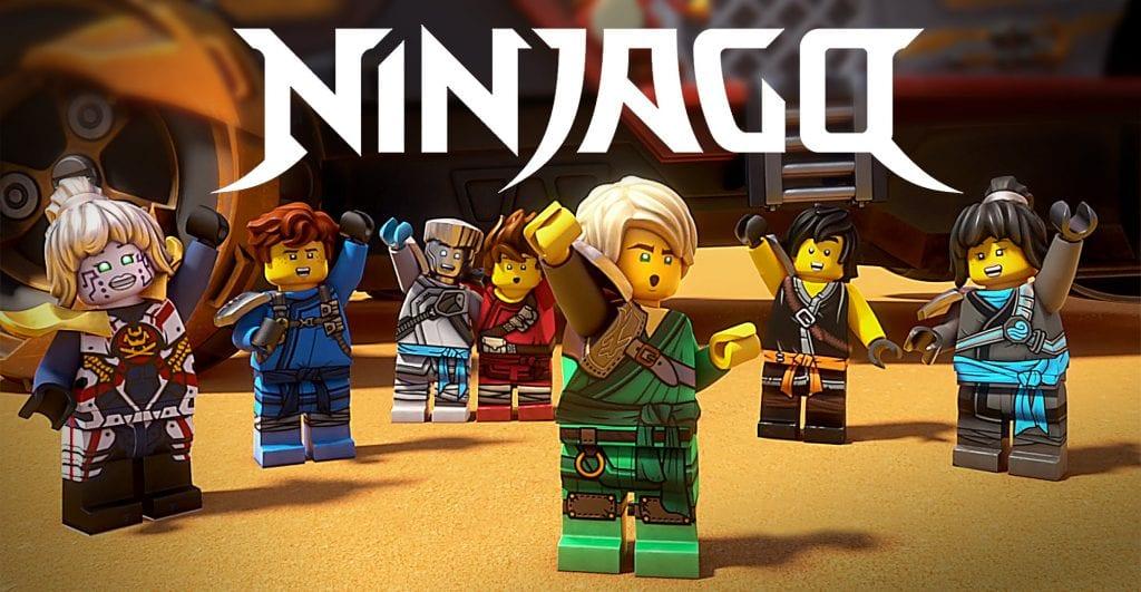 Lego Ninjago Characters Zoom Background 7