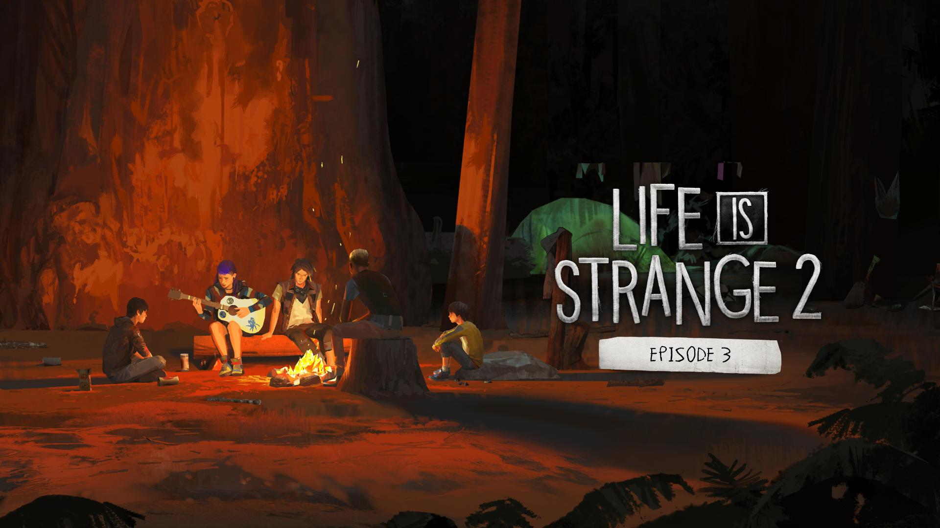 Life is Strange 2 Episode 4