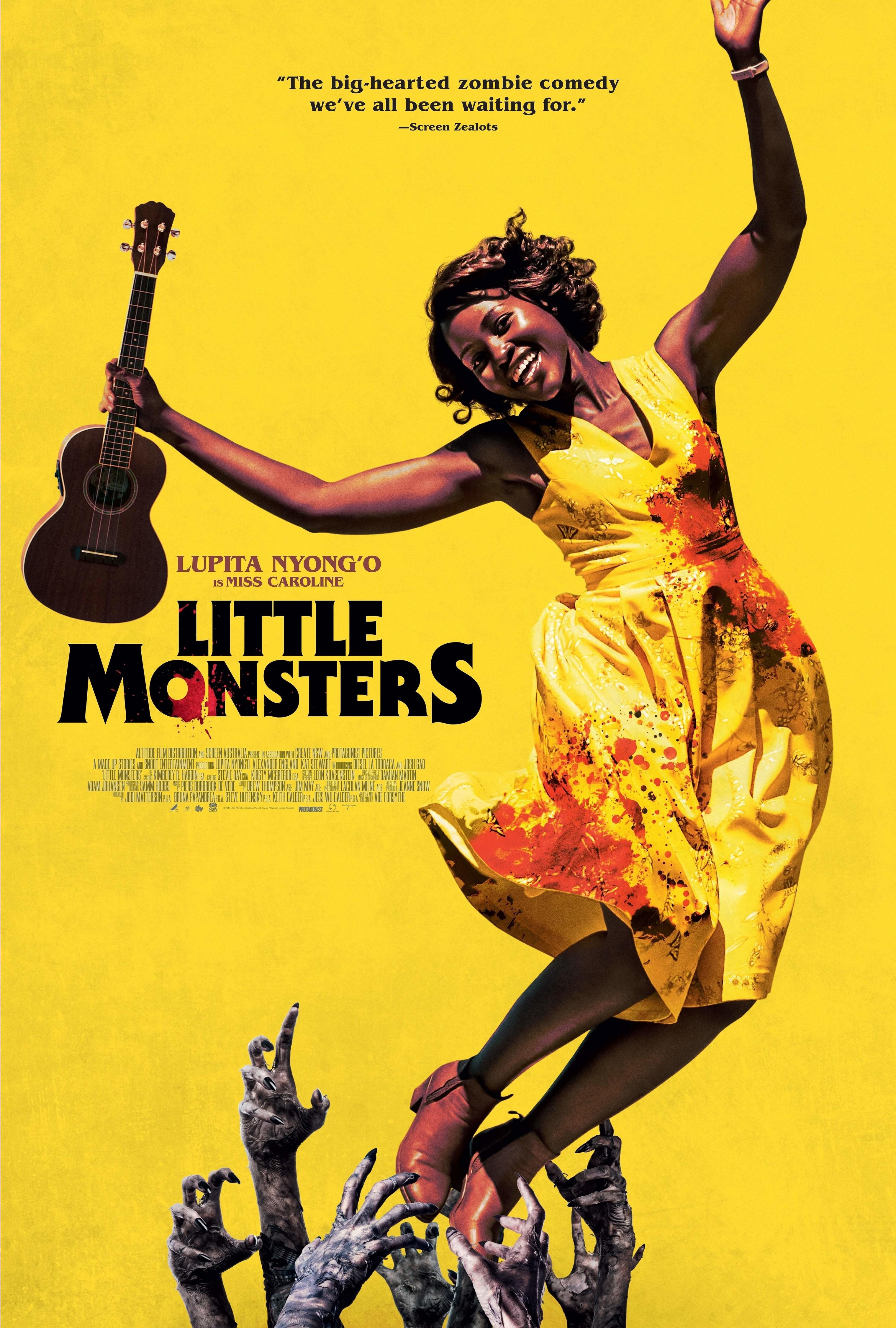 Little MonsterS Movie Poster