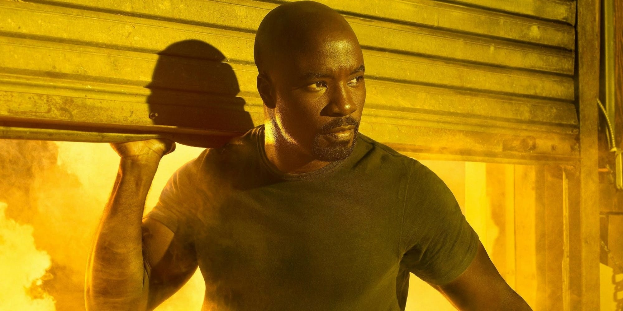 Mike Colter Will Return in Evil