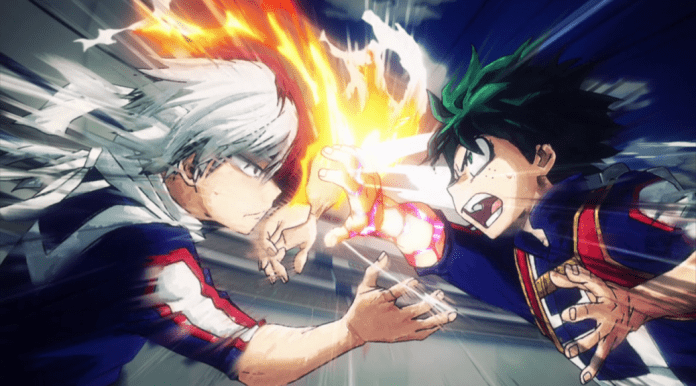 My Hero Academia Announces New Manga Spin-off