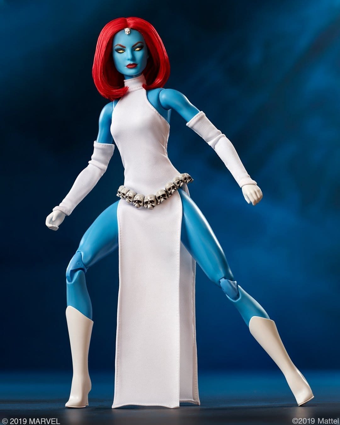 Mystique Barbie Edition