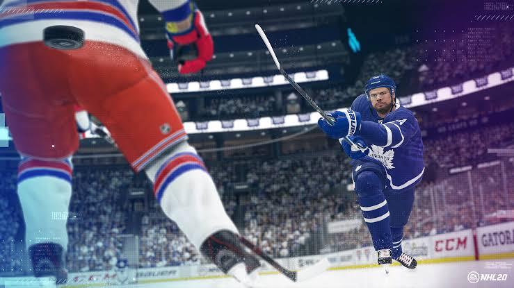 NHL 20 Beta update