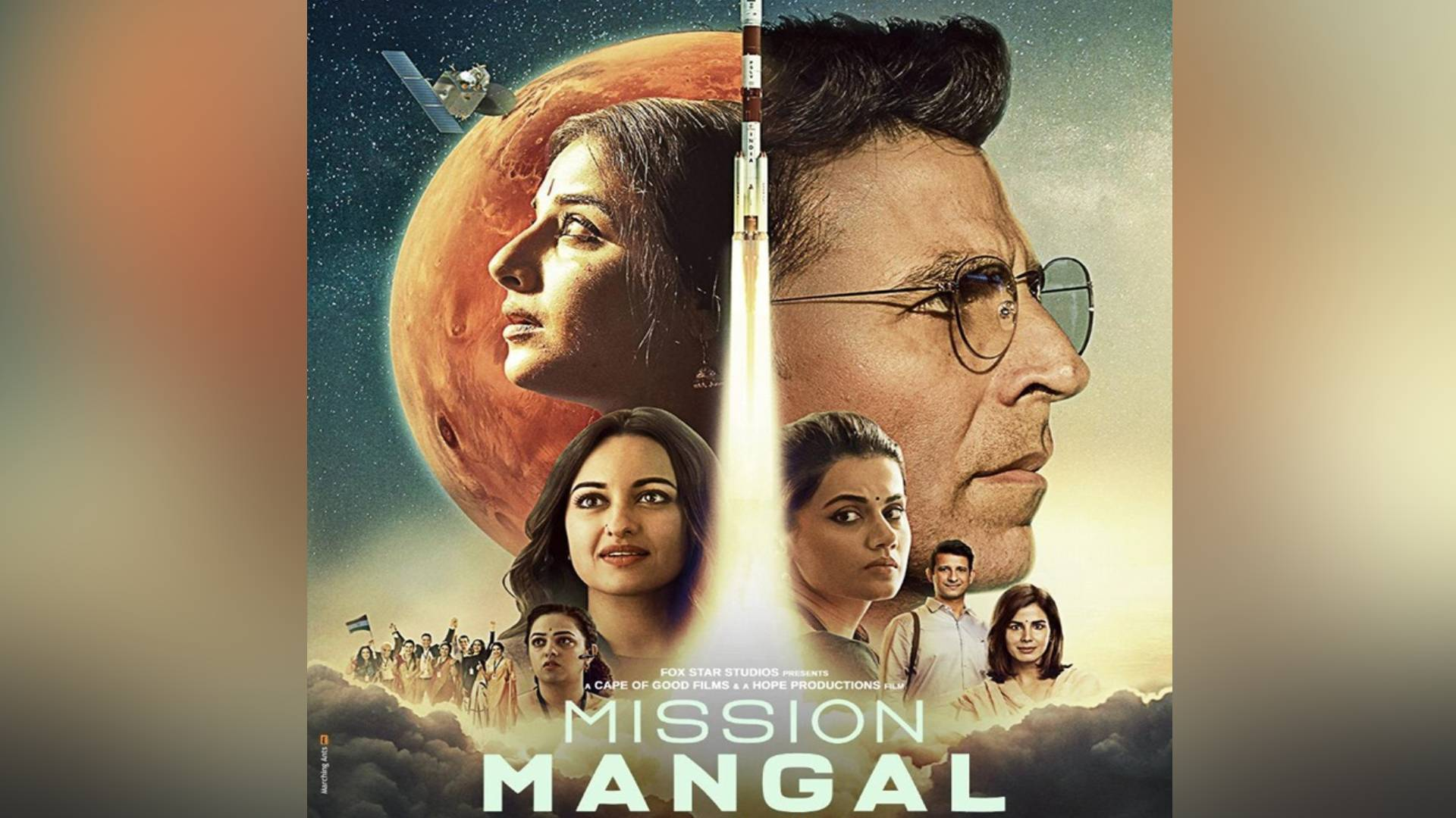 Mission Mangal Trailer Out