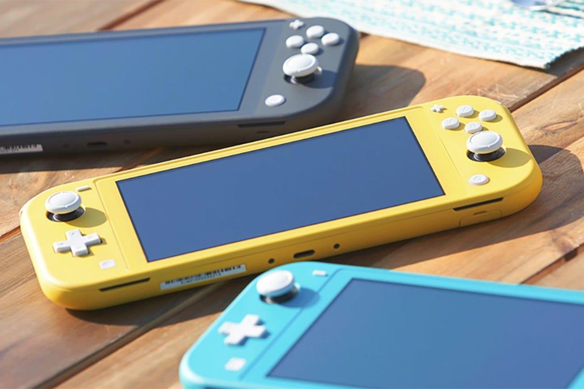Nintendo Switch Lite update, Price