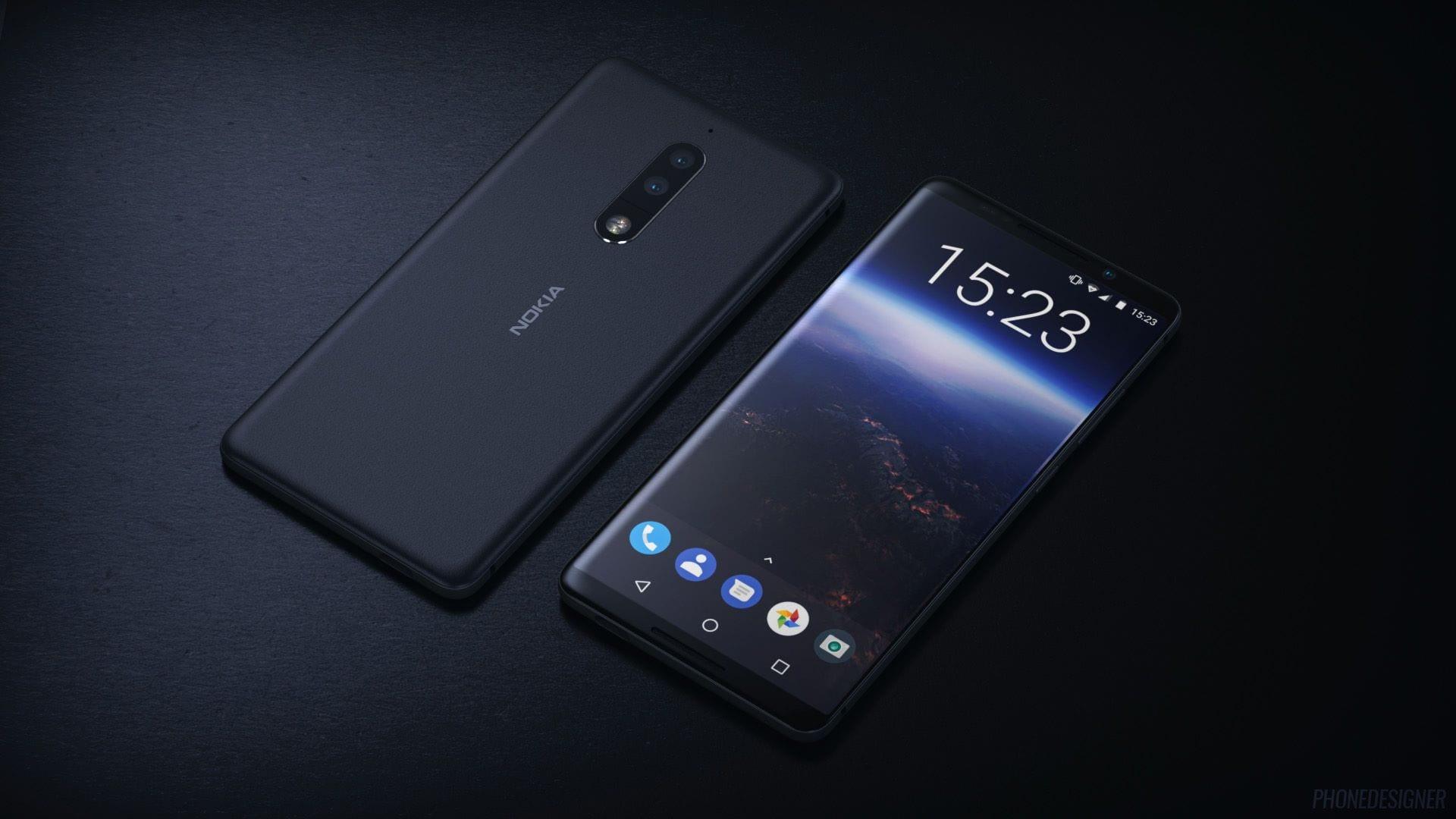 Nokia Edge update