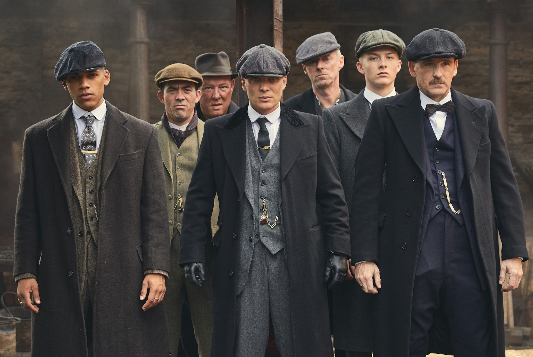 Peaky Blinders New Season