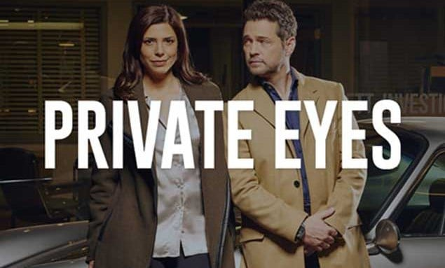 Private Eyes Season 3 USA