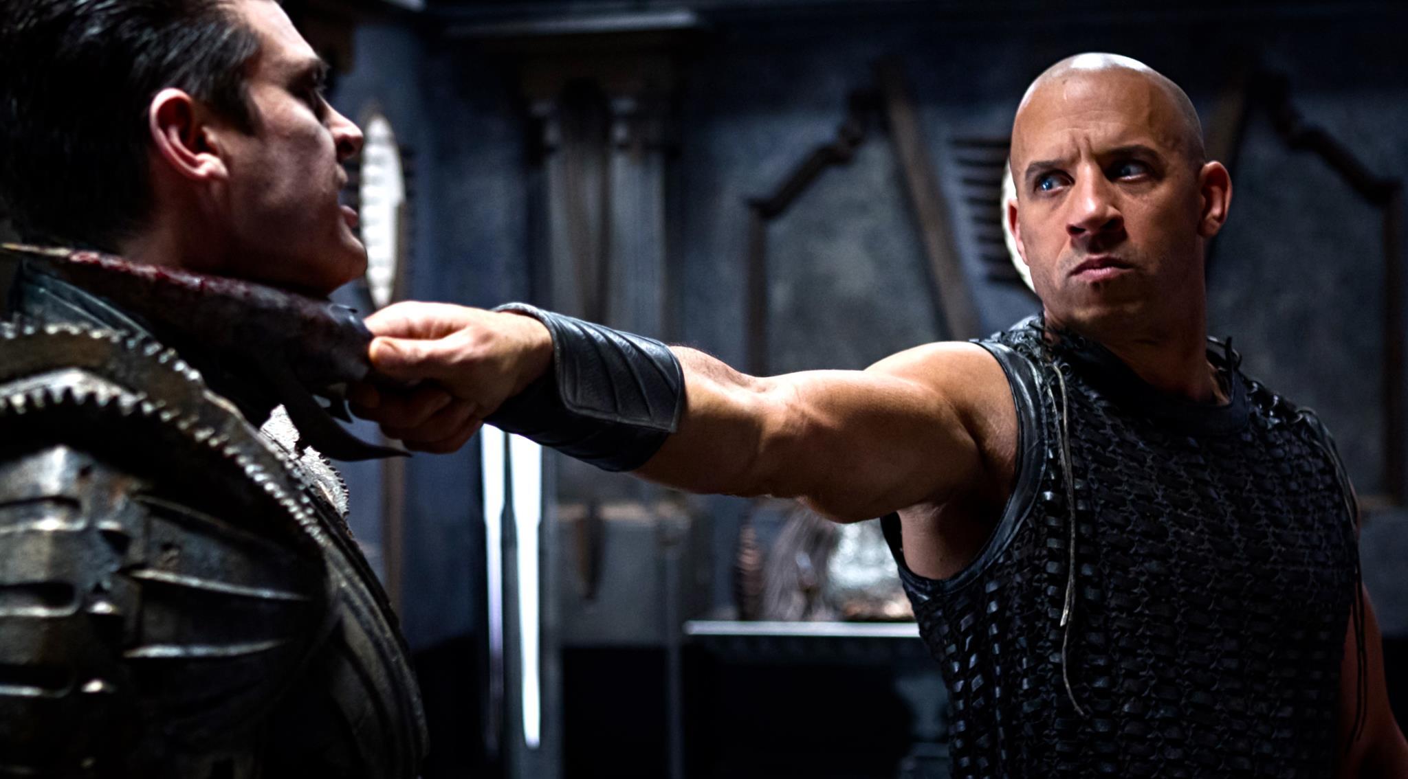 Riddick 4