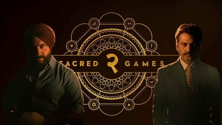 Index of Sacred Games Season 2