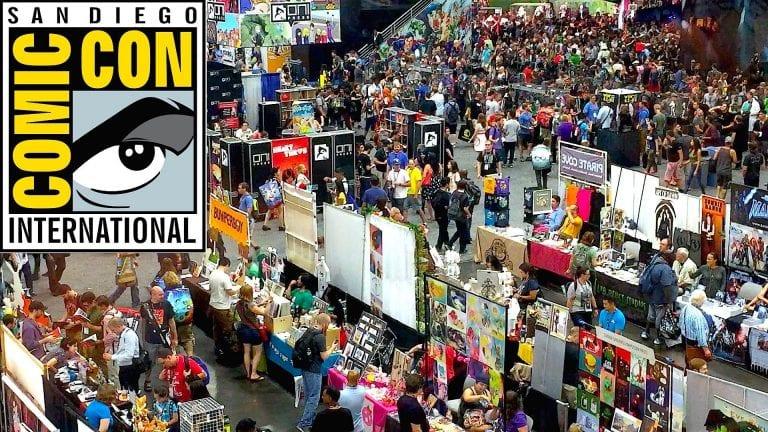 San-Diego Comic-Con 2019