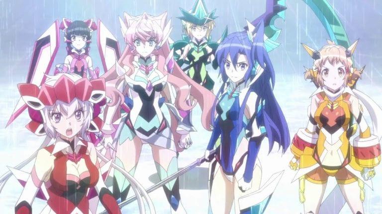 Senki Zesshou Symphogear XV Episode 2