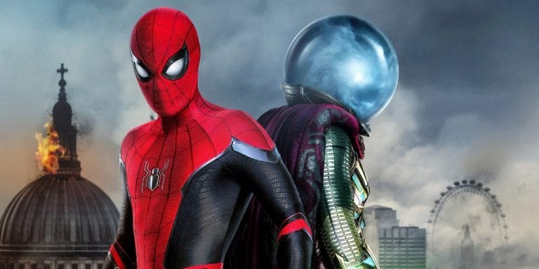 Spiderman Far From Home DVD Release Date