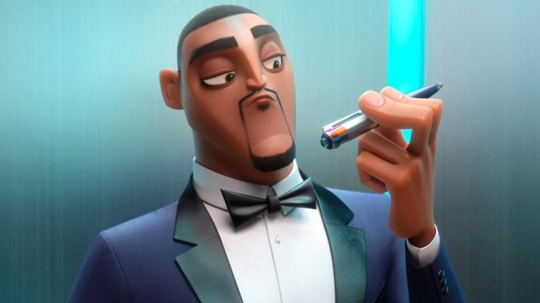 Spies In Disguise Release