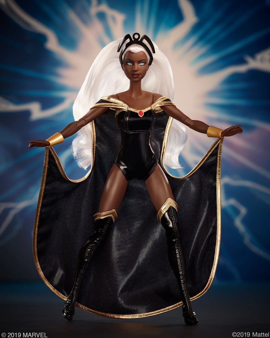 Storm Barbie Edition