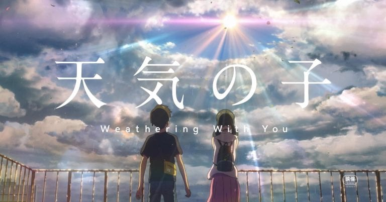 Tenki no Ko: Weathering With You