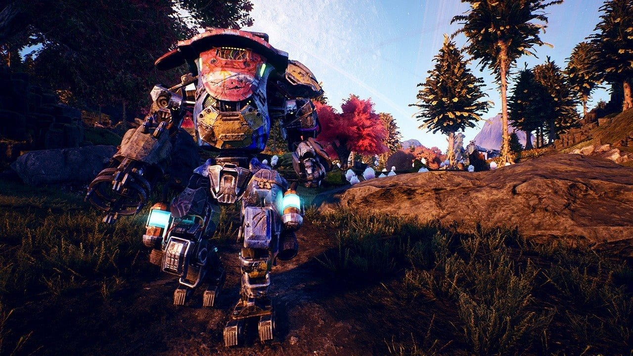 The Outer Worlds coming to Switch