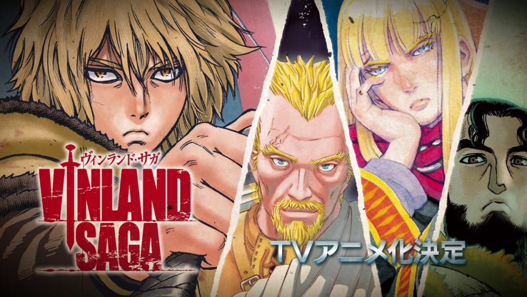 Vinland Saga Episode 1 Release Date, Preview And Streaming ...