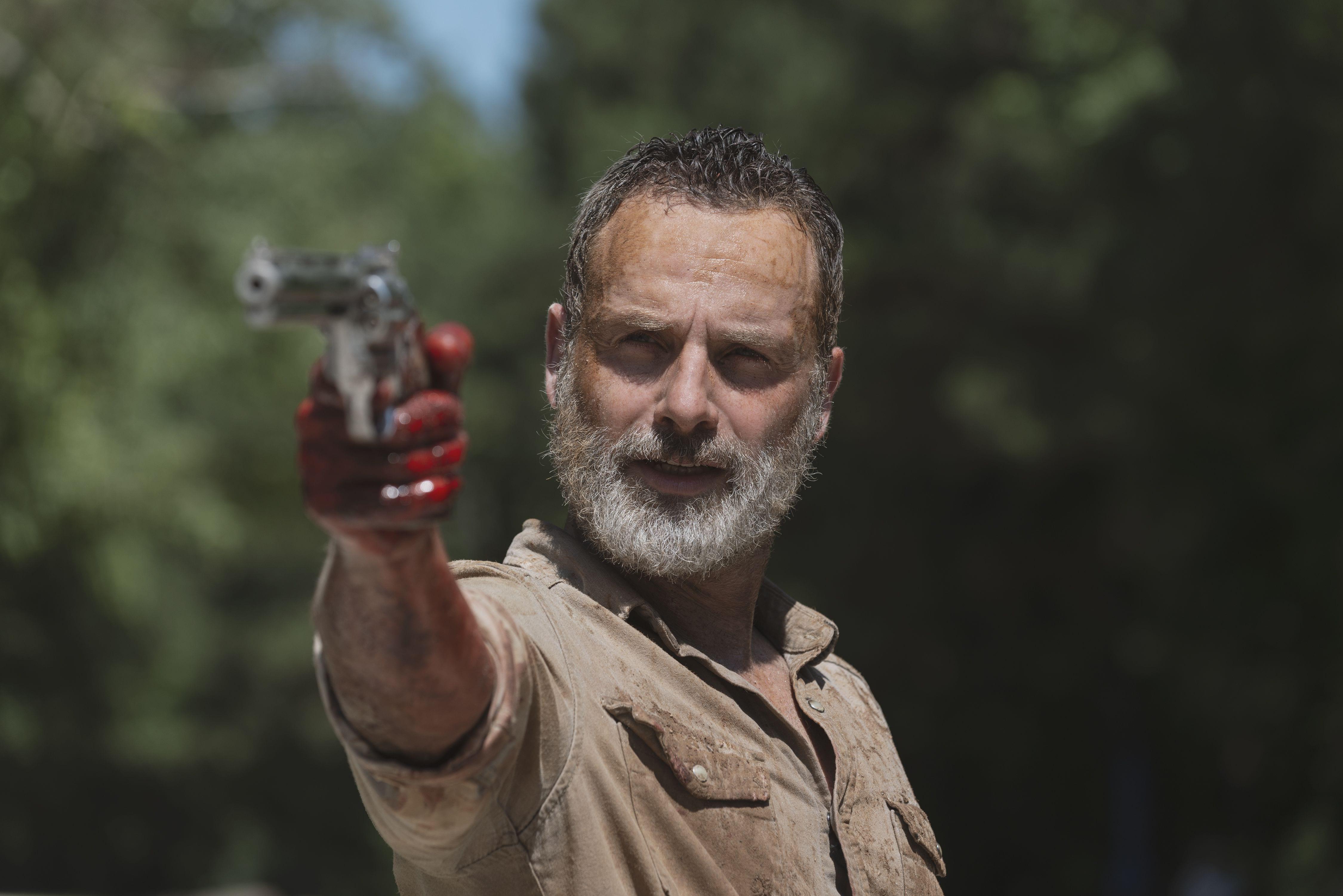 La série Walking Dead Spinoff