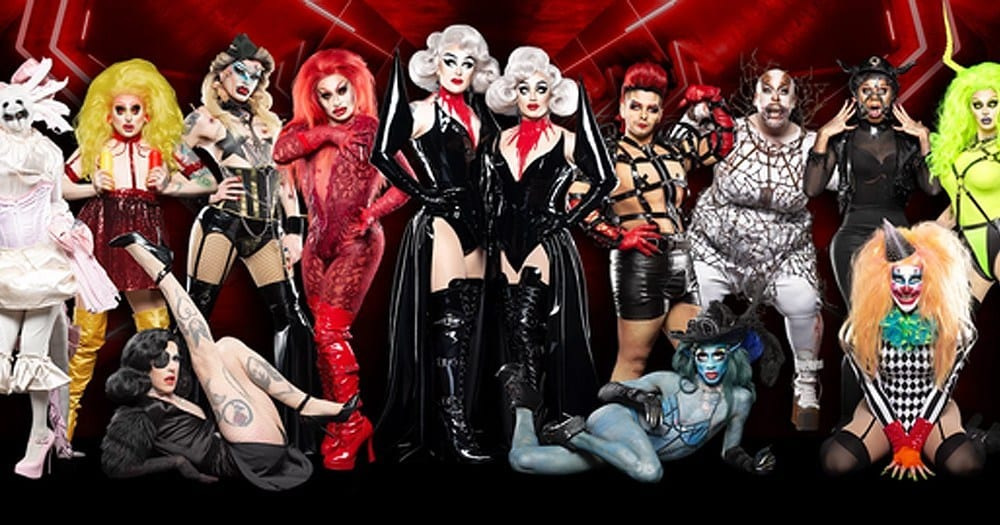 Who Is In The Cast For Boulet Brothers DRAGULA Season 3?