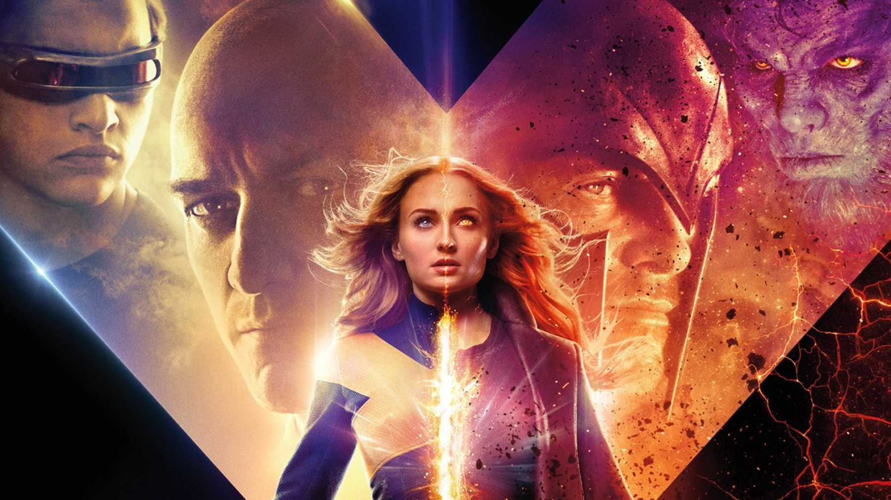 X-Men: Dark Phoenix: Digital, 4K, Blu-Ray, DVD Special Features And