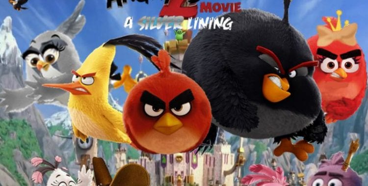 The Angry Birds Movie 2 Release date