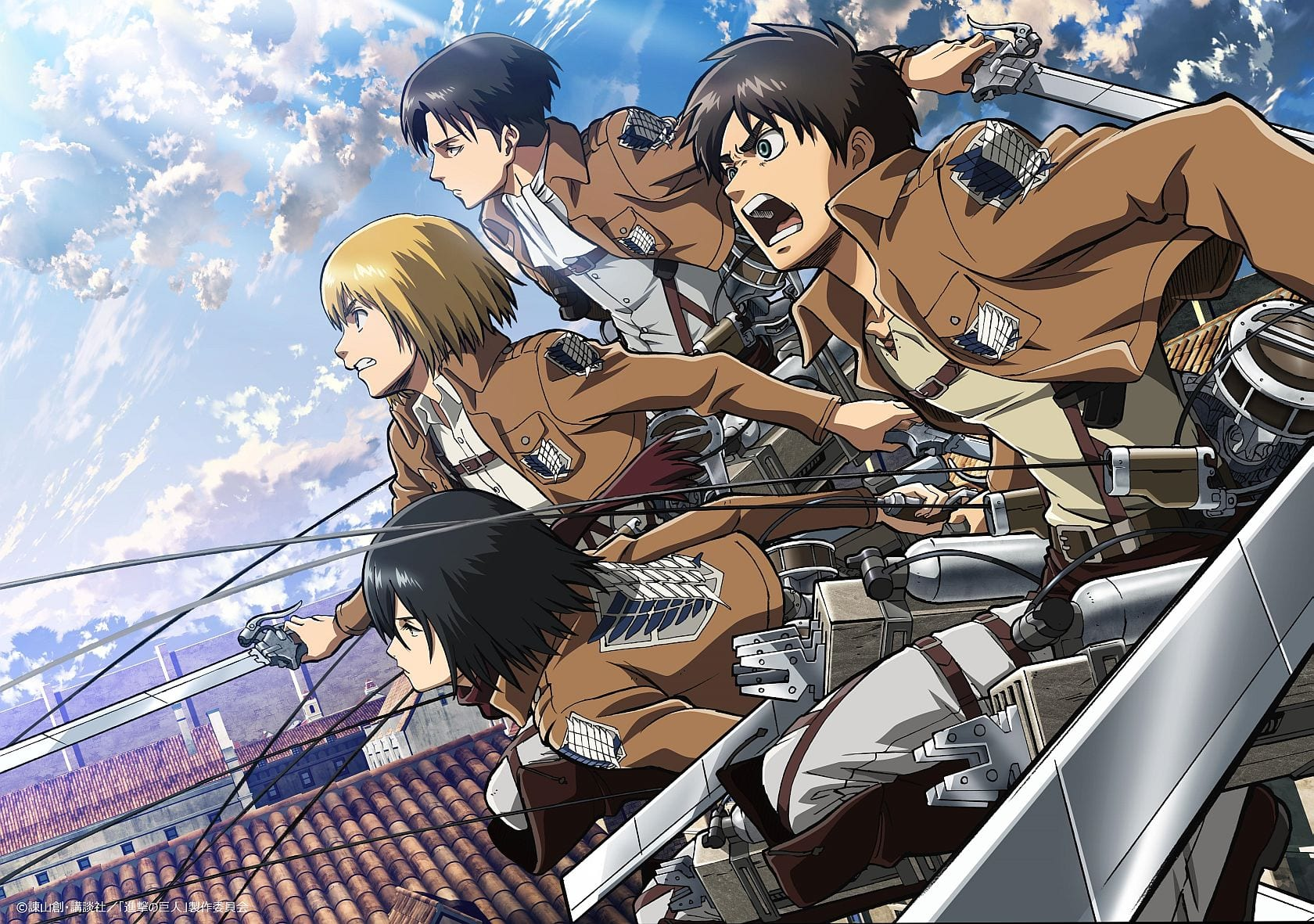 Attack On Titan Chapter 120 update