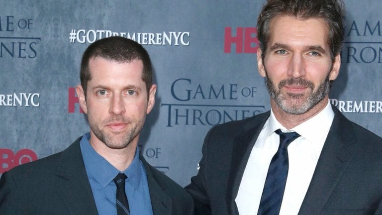 David Benioff And D.B Weiss San Diego Comic-Con 2019