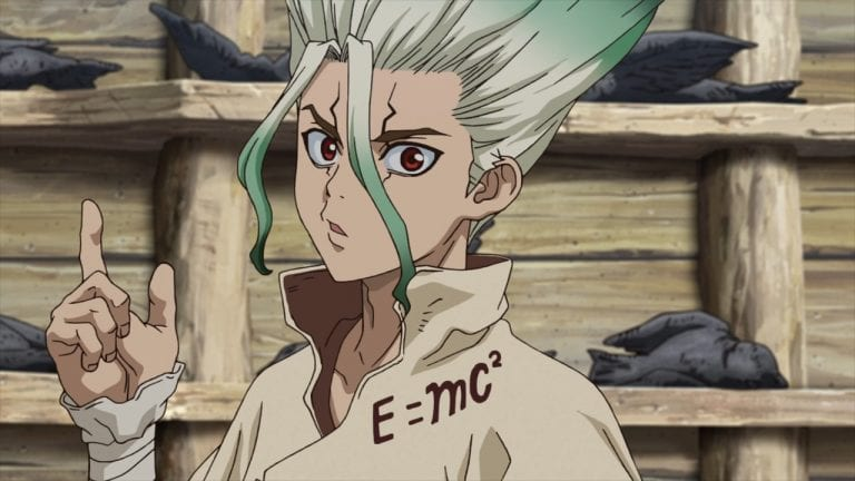 Dr Stone Episode 2