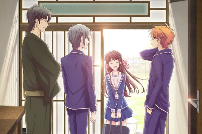 fruits Basket 2019 episode 15